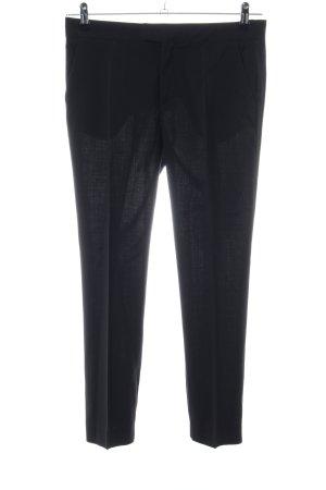 Zara Woman Pantalone Marlene nero stile professionale