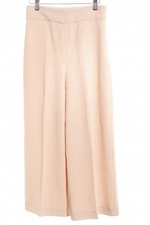 Zara Woman Marlene Trousers beige street-fashion look