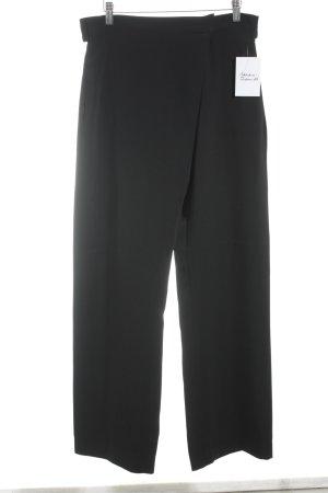 Zara Woman Marlenehose schwarz 50ies-Stil