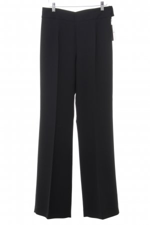 Zara Woman Marlene Trousers black elegant