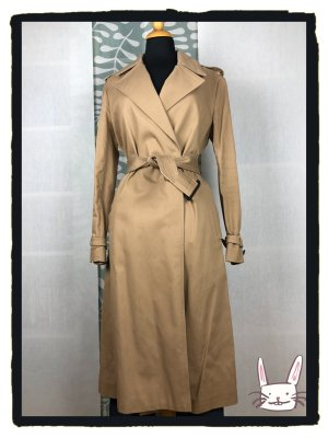 Zara Woman maxi Trenchcoat