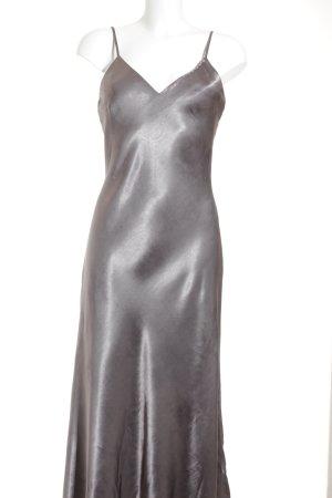 Zara Woman Maxikleid grau Elegant