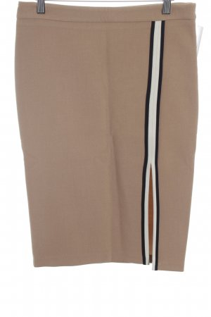 Zara Woman Midi Skirt beige-cream casual look