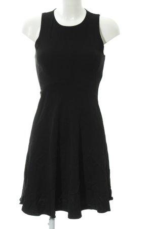 Zara Woman Minikleid schwarz Elegant