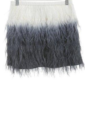 Zara Woman Minirock Farbverlauf extravaganter Stil