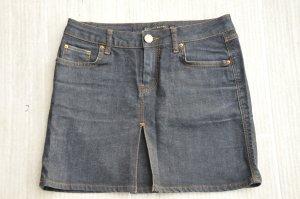 zara woman minirock jeans gr. xs 34