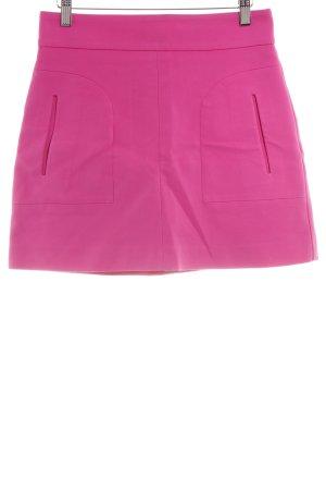 Zara Woman Minirock neonpink Elegant