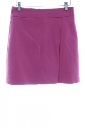 Zara Woman Mini rok roze casual uitstraling