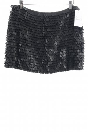 Zara Woman Minirock schwarz Party-Look