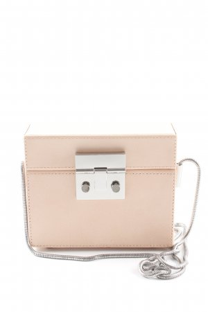 Zara Woman Borsetta mini color carne stile semplice