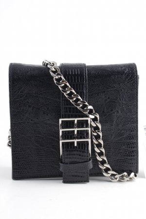 Zara Woman Minibolso negro estilo «business»
