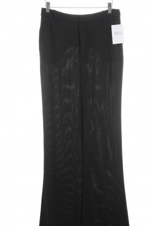 Zara Woman Palazzo Pants black check pattern elegant