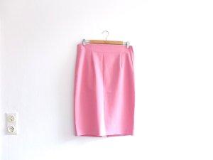 Zara Woman Rock rosa Tulpin High waist Rock Gr. L 40
