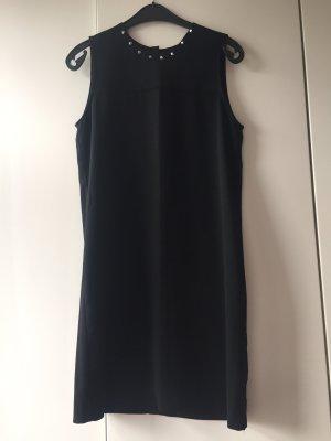 Zara Woman Sexy schwarzes Kleid mit Nieten Gr.M