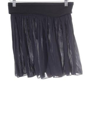 Zara Woman Shorts schwarz Casual-Look