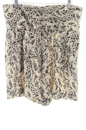 Zara Woman Shorts motivo floreale stile stravagante