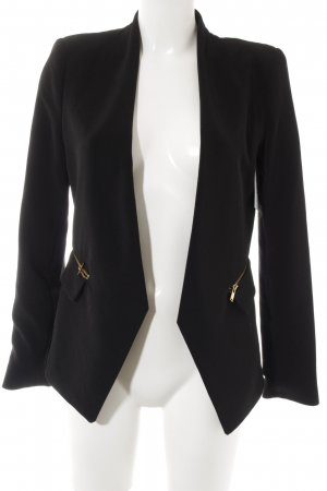 Zara Woman Blazer smoking nero elegante