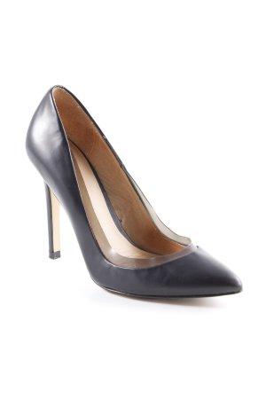 Zara Woman Spitz-Pumps schwarz klassischer Stil