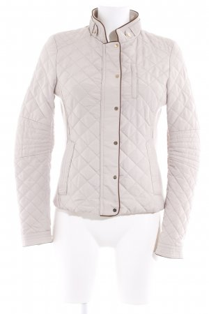 Zara Woman Steppjacke Steppmuster Casual-Look
