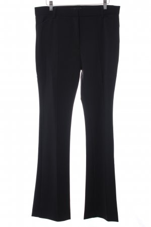 Zara Woman Stoffhose schwarz Business-Look