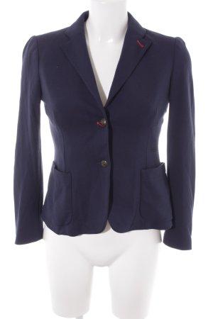 Zara Woman Sweatblazer dunkelblau Casual-Look