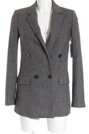 Zara Woman Sweatblazer Streifenmuster Business-Look
