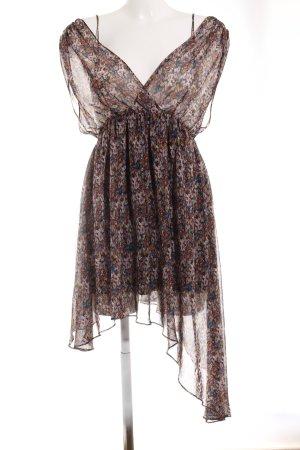 Zara Woman Trägerkleid florales Muster Elegant