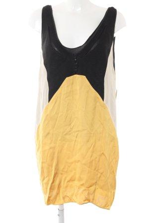 Zara Woman Trägerkleid mehrfarbig Casual-Look