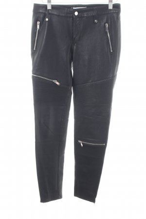 Zara Woman Treggings schwarz Casual-Look