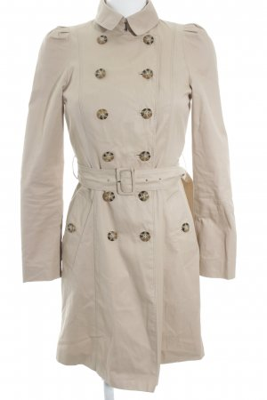 Zara Woman Trenchcoat beige Brit-Look