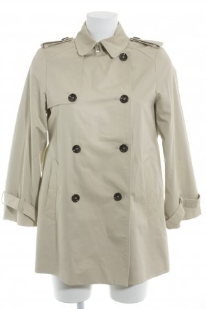Zara Woman Trenchcoat beige klassischer Stil