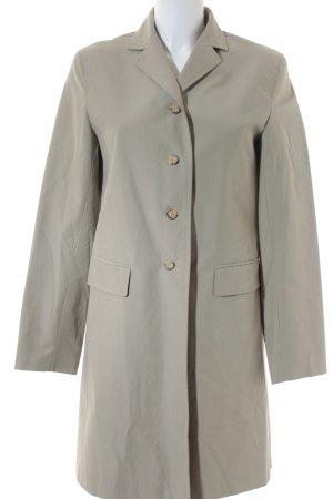 Zara Woman Trenchcoat graubraun Casual-Look
