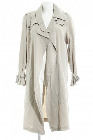 Zara Woman Trenchcoat hellbeige Casual-Look