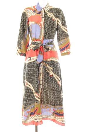 Zara Woman Tuniekjurk Patroon-mengeling extravagante stijl
