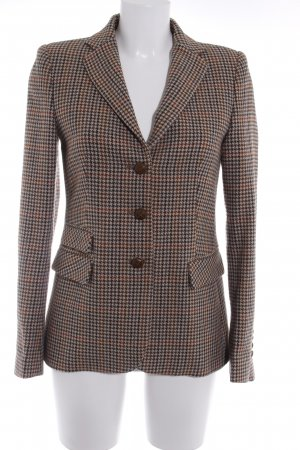 Zara Woman Tweedblazer Hahnentrittmuster Street-Fashion-Look