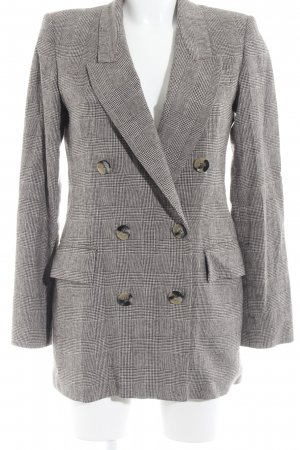 Zara Woman Tweedblazer Karomuster Business-Look