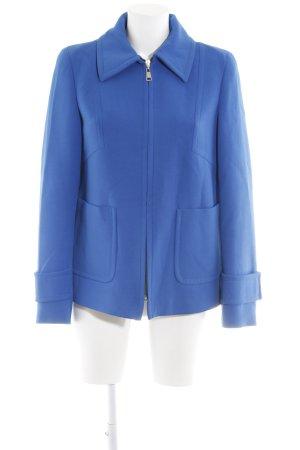 Zara Woman Übergangsjacke neonblau Casual-Look