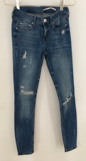 Zara Woman Used skinny jeans