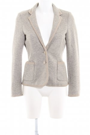 Zara Woman Wolljacke meliert Casual-Look