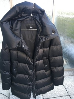 Zara Woman Donsjack zwart