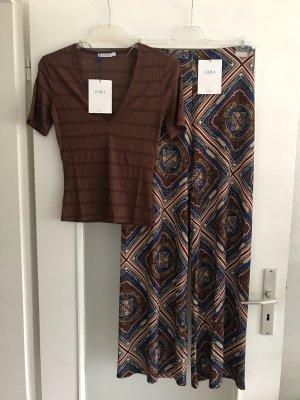 Zara Twin Set tipo suéter multicolor