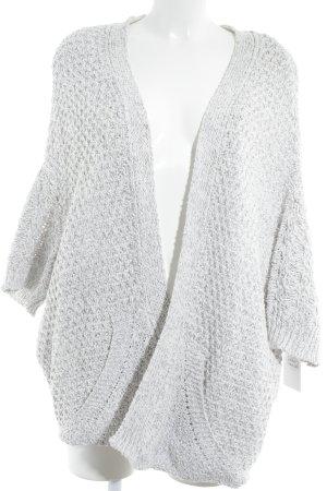 ZARAKNIT Gilet tricoté motif tricoté lâche style décontracté