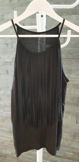Zara Top negro