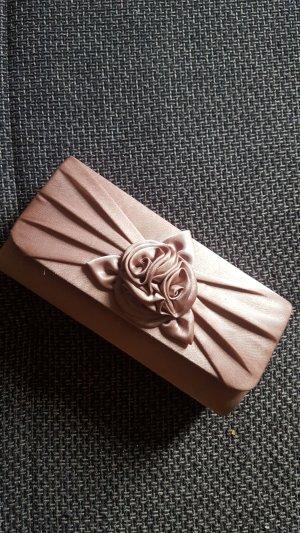 Pochette rosa antico