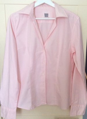 0039 Italy Shirt Blouse pink cotton