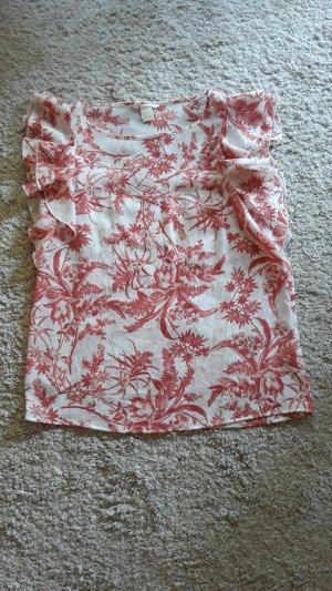 Zarte Bluse H&M geblümt