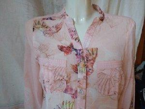 zarte Bluse rosé von MALVIN