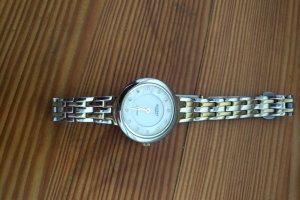 Regent Orologio con cinturino di metallo argento-oro