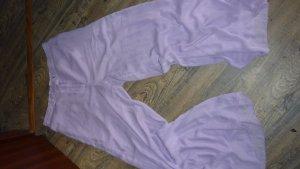 Pantalone Marlene viola