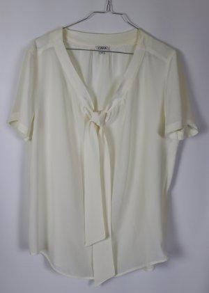 Cara Blusa de túnica multicolor Seda